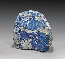 LARGE LAPIS LAZULI IN THE ROUGH