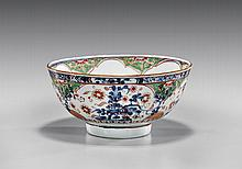 CHINESE EXPORT-STYLE PORCELAIN BOWL