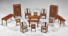 SET MINIATURE HUANGHUALI FURNITURE