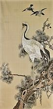 FINE CHINESE SILK EMBROIDERY