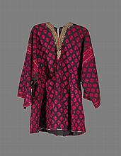 Three Old Southeast Asian Linen Jackets