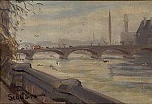 SCOTT BROWN (BRITISH, 20TH-CENTURY)