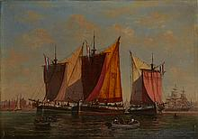 DENZIL SMITH (BRITISH, 20TH-CENTURY)