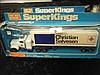 Matchbox Superkings K-31 Peterbilt Fridge Truck