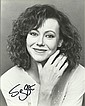 Jenny Agutter five signed 10 x 8 b/w photos. Good
