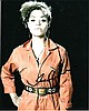 Antonia Thomas 8x10 Colour Photo Of Antonia From