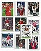 Teddy Sherringham Collection of ten 10 x 8 signed