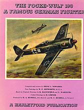 The Focke-Wulf 190 signed book A Famous German