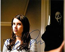 Emma Roberts 10x8 photo of Emma from Scream 4,