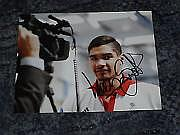 Louis Smith Olympic Medal Winner 10x8 Photo