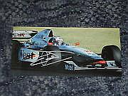 David Coultard F1 Legend 4x9 Magazine Photo