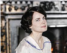Elizabeth McGovern 10x8 photo of Elizabeth from