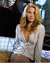 Ali Larter 8x10 photo of Ali from Heroes, signed