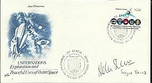 Helen Sharman signed United Nations Exploration