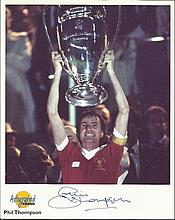 Phil Thompson signed Autographed Editions photo