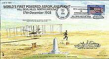 Gnrl John Dailey signed Centenary of FlightCOF4 -