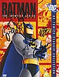 Batman animated series DVD box set signed to front