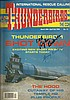 Thunderbirds signed original comic Thunderbird One