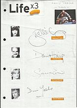 Cast of Life x3¸ Belinda Lang, David Haig, Serena