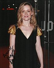 Anne Marie Duff signed colour 10x8 photo. Good