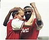 Arsenal football photos lever arch file with over