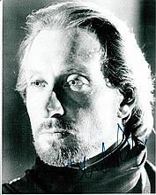 Charles Dance 8x10 photo of Charles from The Golden Child, signed by him at The Ind Film Awards, London, 2014 Good condition