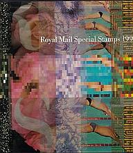 1991 GB Stamps Year Book in pristine condition in original Royal Mail packaging.