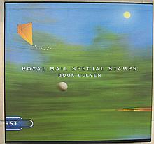 1994 GB Stamps Year Book in pristine condition in original Royal Mail packaging.