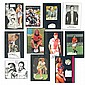 Sports signed collection of 60 signed photos,