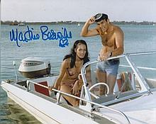 Martine Beswick - 8x10 Inch Photo From The James