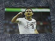 Frank Lampard England 12x8 Signed Photo. Good
