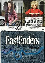 Eastenders collection of 6 assorted photos,