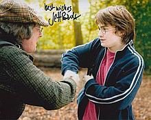 Harry Potter - 8x10 Photo Signed By Actor Jeff