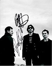 Manic St Preachers 8x10 photo of the Manics,