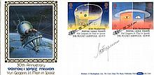 Russian Cosmonaut - Benham 30th Anniversary Of The