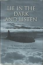 20 Bomber pilots signed Lie in the Dark and Listen