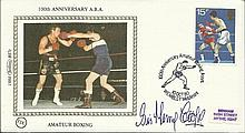 Sir Henry Cooper signed 100th anniversary ABA