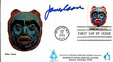 James Caan - Commemorative Envelope Signed By