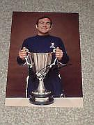 Ron Harris Chelsea 12x8 Signed Photo. Good