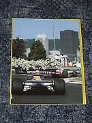 Nigel Mansell F1 Legend 10x8 Magazine Photo