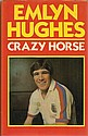 Emlyn Hughes signed bookplate on inside front