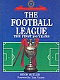Football League Book hardbacked signed inside by