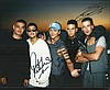 Music signed collection. G4 all four band signed