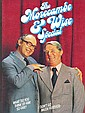 Eric Morecambe and Ernie Wise signed Hilarious