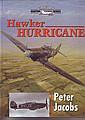 Hawker Hurricane by Peter Jacobs hardback book.
