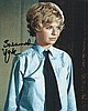 Susannah York signed 10 x 8 colour photo from the