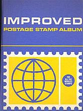 Worldwide Stamp Collection in Improver Postage Album. Over 100 pages with 1    -   20 stamps per pag