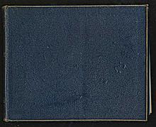 RMS Queen Mary Autograph Album.  Compiled by barman/crew member on board RMS Queen Mary 1938-39, man