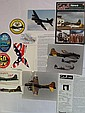 Sally B Flying Fortress folder with Sally B News