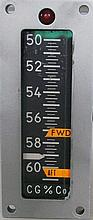 The Concorde Centre of Gravity Position Indicator from Mike Bannister Collection